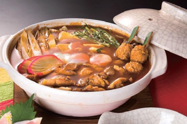 名古屋コーチン鍋(味噌仕立て・水炊き) 一人前1,500円